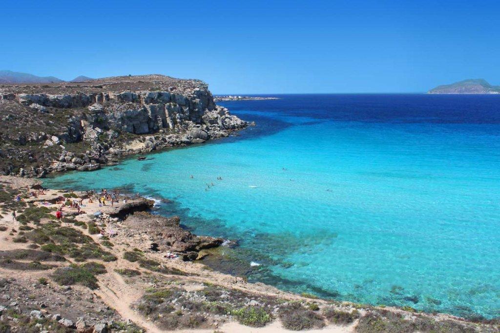 Vacanze mare favignana sicilia soggiorno mare isola di for Soggiorno favignana